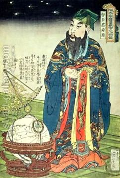 Father-Ferdinand-Verbiest-1623-88-Dressed-As-A-Chinese-Astrologer