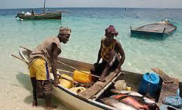 African fishermen 1