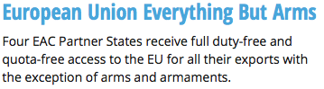 EAC & EU