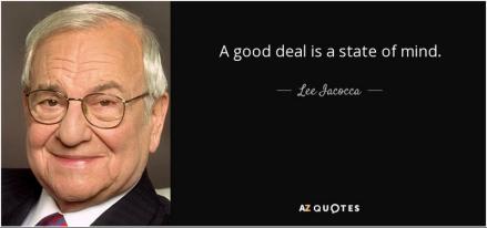Good deal