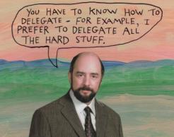 Delegate up-3