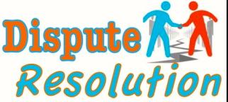 Dispute resolution-1