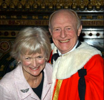 Lord & Lady Kinnock