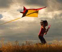 Kite flying-2