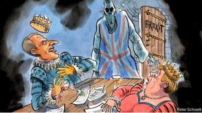 Charlemagne cartoon