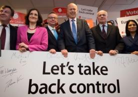 Eurosceptic Tories