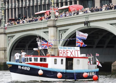 Brexit-on-Thames