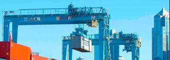 Free trade port