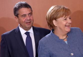 Gabriel-Merkel
