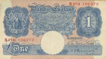 One pound-1
