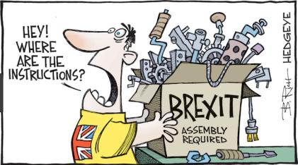 Brexit risks