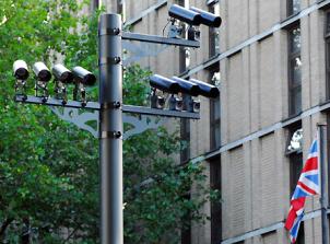 Congestion zone cameras