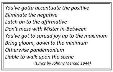 Accentuate lyrics