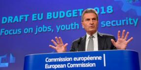 EU budget values