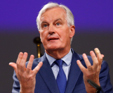 Barnier emphatic