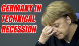 german recession