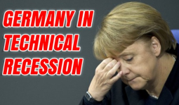 german recession