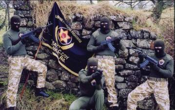 UDA fighters
