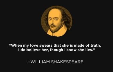When my love