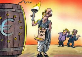 Democracy crisis