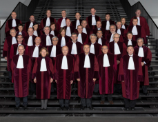 ECJ Justices
