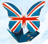 Brexit butterfly