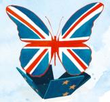 Brexit butterfly