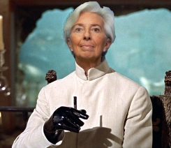 Dr No -Legarde