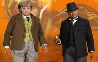 Goldfinger Merkel