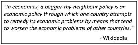 Beggar-thy-neighbour