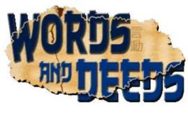 Words-Deeds